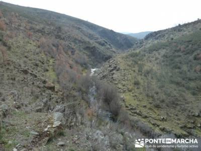 Cascadas del Aljibe;material montañismo;rutas para niños